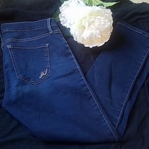 Express Cropped Ankle Extreme Stretch Jean